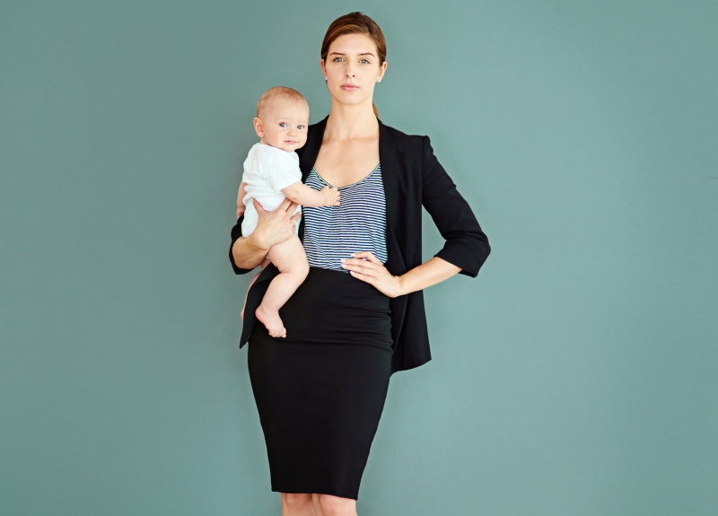 Motherhood and my career are equally important to me